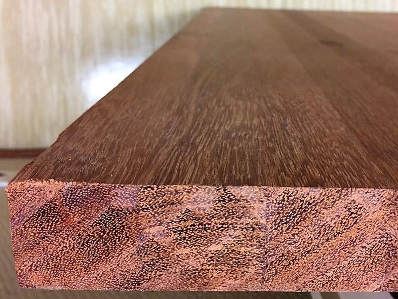 edge glued solid wood panel