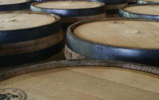 Kelvi Cooperage-barrels-tammitynnyri