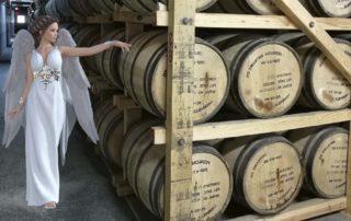 barrel-aging in wooden barrels